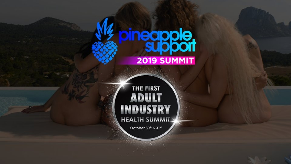 Pineapple Support's Adult Industry Health Summit Opens Today