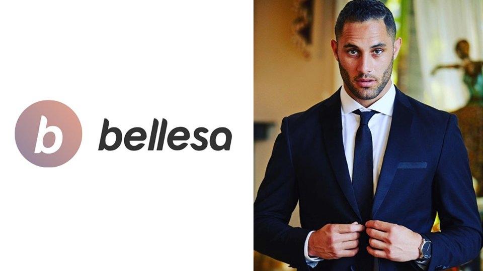 Bellesa Announces Exclusive Contract with Damon Dice