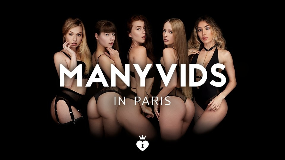 MV Stars Featured in 'ManyVids in Paris' Video