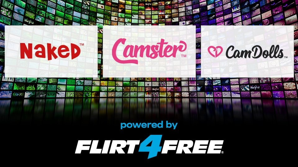Flirt4Free Acquires Camster.com, Naked.com, CamDolls.com
