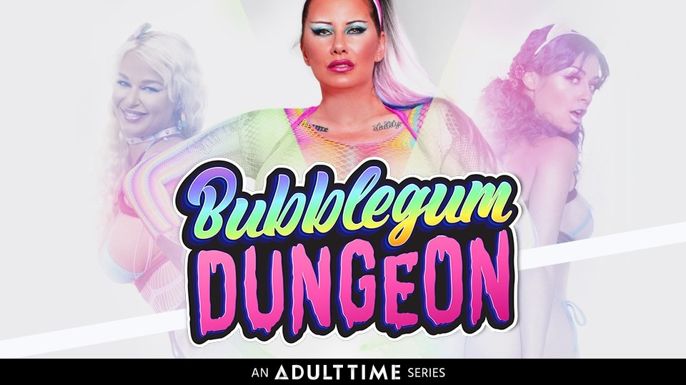Adult Time Touts Candy-Colored BDSM in 'Bubblegum Dungeon'