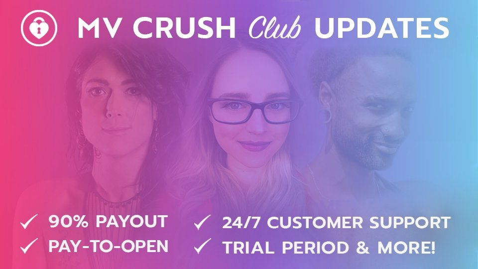 ManyVids Upgrades MV Crush Club With New Features, Higher Payouts