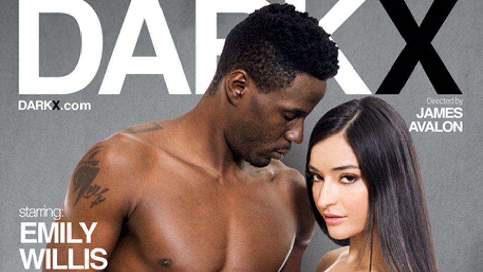 Sultry Emily Willis Stars in 'Interracial Teens 7' for Dark X