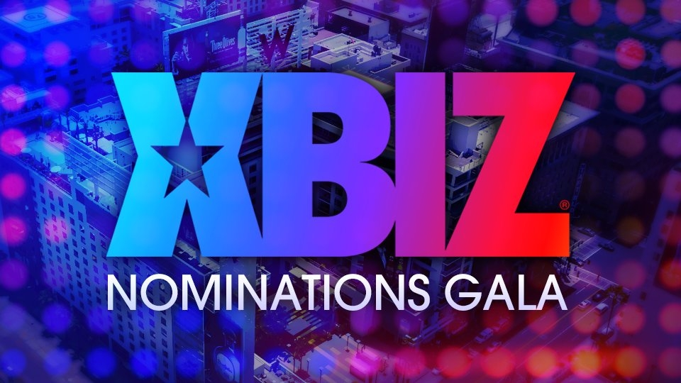 XBIZ Nominations Gala Set for Nov. 20