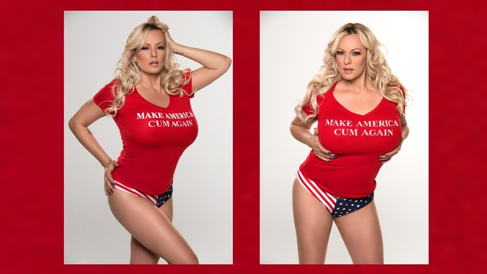 Stormy Daniels Fronts ShopMACA Retail Site, Charity Campaign