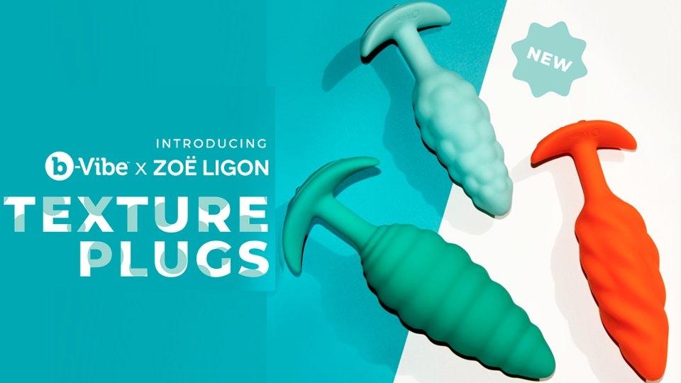 b-Vibe, Zoë Ligon Collab for New Collection