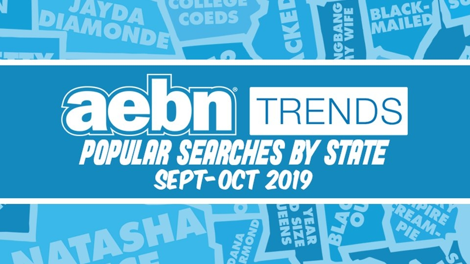 AEBN Reveals Popular Searches by State for September, October