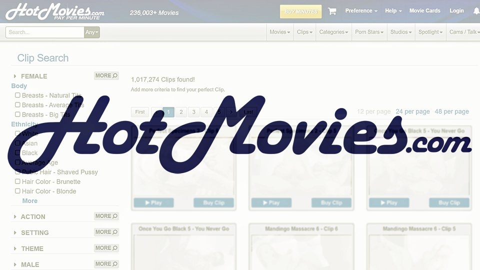 HotMovies Revamps Clip Search Feature With Advanced Tools