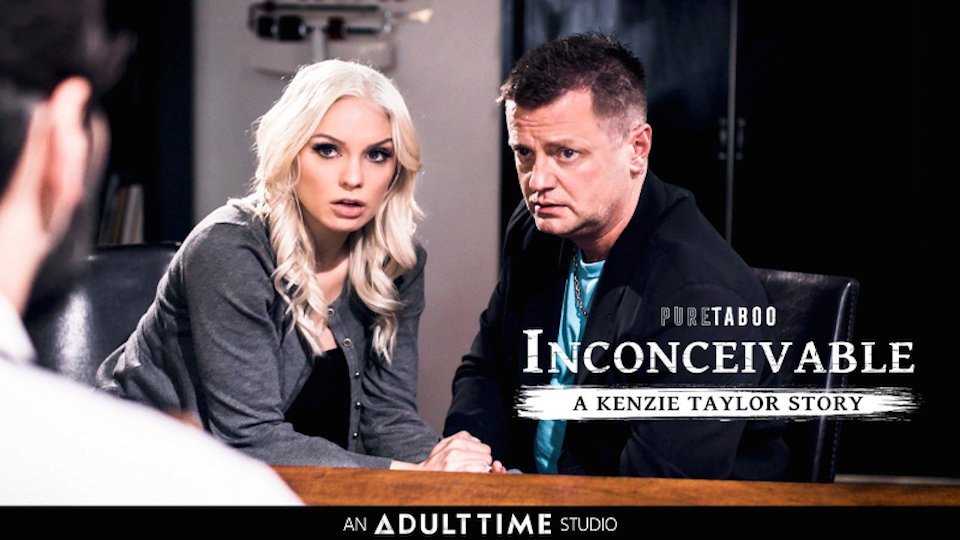 Devious Doctor Creampies Kenzie Taylor in Pure Taboo's 'Inconceivable'