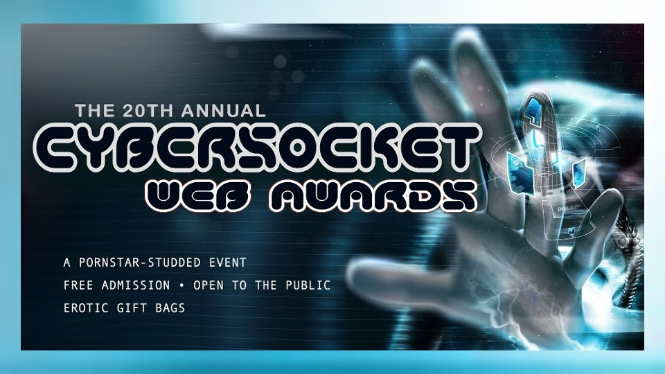 20th Annual Cybersocket Web Awards Nominees Announced