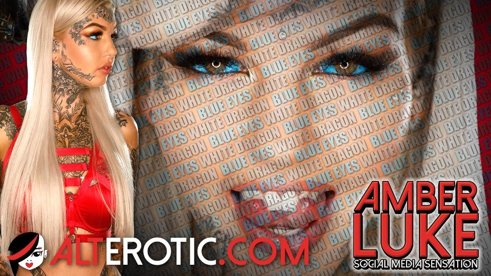 Amber Luke Signs 4-Year Exclusive With AltErotic