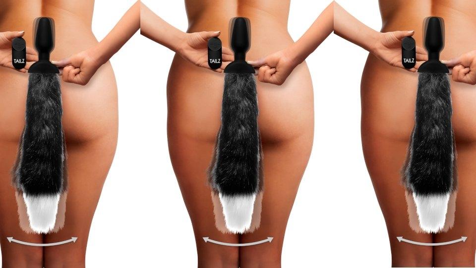 XR Brands Expands 'Tailz' Faux Fur Anal Plug Line