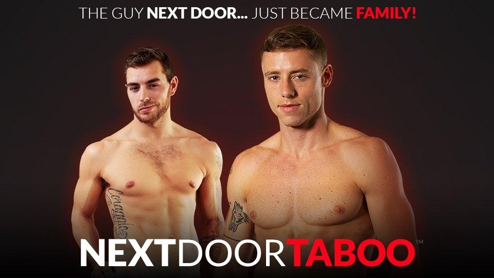 Next Door Studios Debuts All-Male Fetish Site NextDoorTaboo