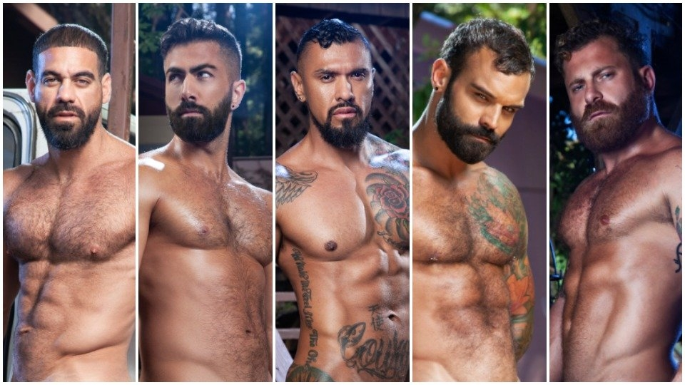 Raging Stallion Unleashes Hungry Pack of Studs for 'Blood Moon'
