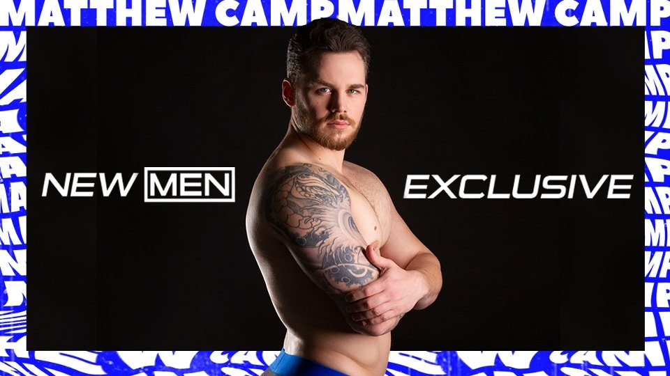 Influencer Matthew Camp Inks Exclusive Pact With Men.com