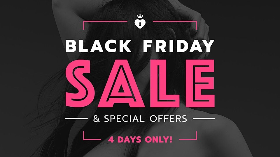 ManyVids Holds Black Friday, Cyber Monday Discount Promo