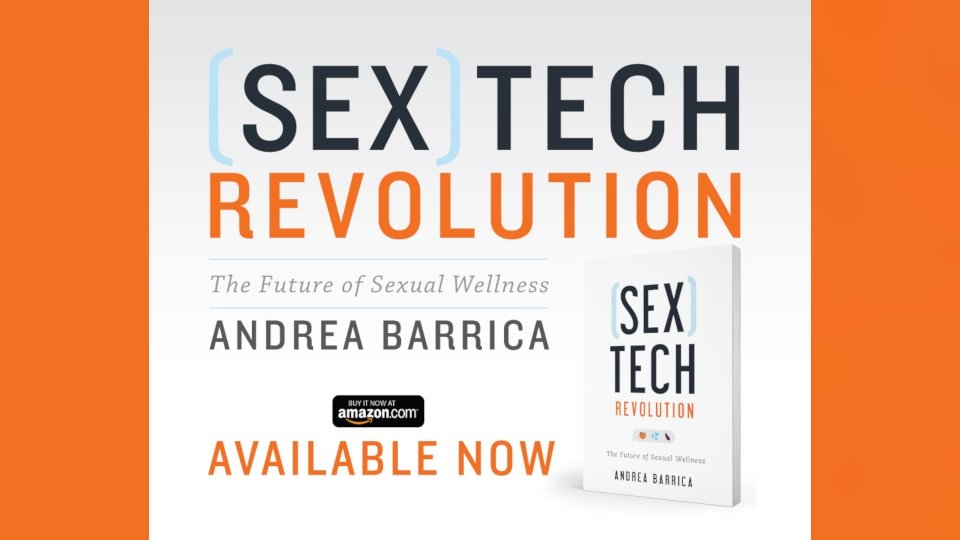 Andrea Barrica Releases 'Sextech Revolution' Book on Amazon