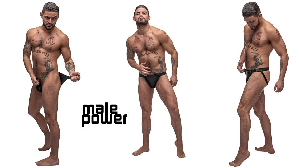 Male Power Presents Cheeky 'Rip-Off' Line of Underwear