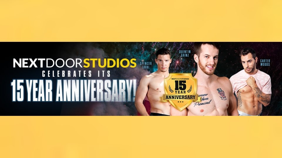 Next Door Studios Marks Milestone 15th Anniversary