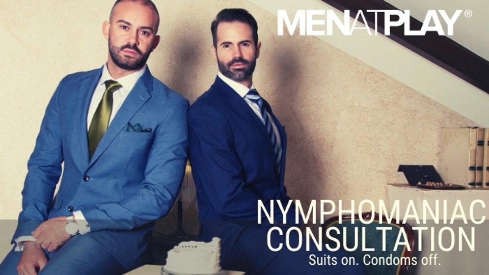 MenAtPlay Schedules Sizzling 'Nymphomanic Consultation'