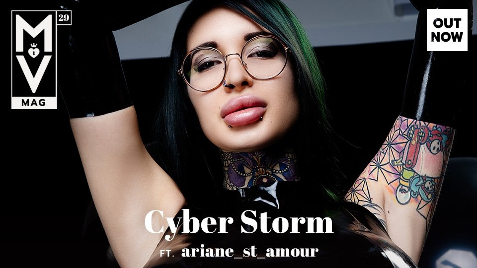 ManyVids Releases MV Mag No. 29: 'Cyber Storm'