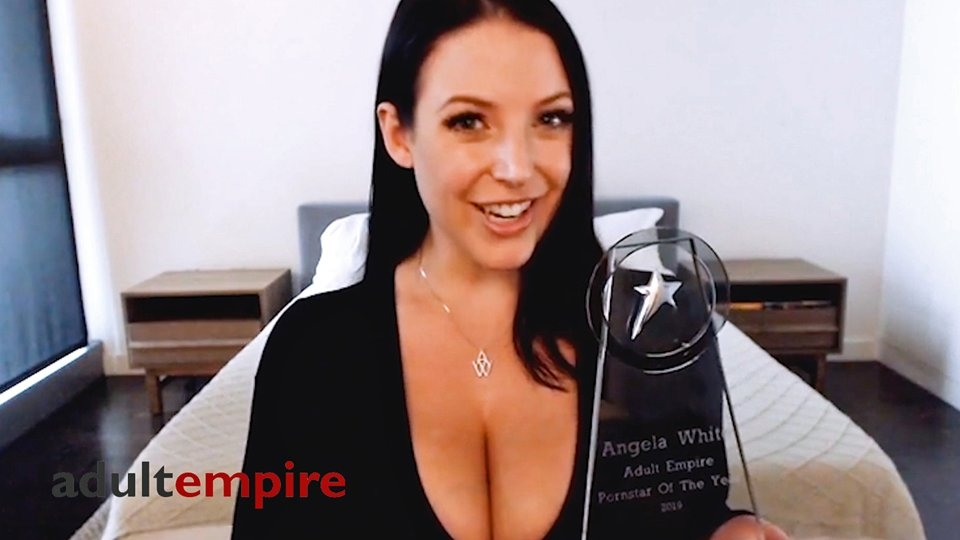 Angela White Named Adult Empire's 2019 Porn Star of the Year
