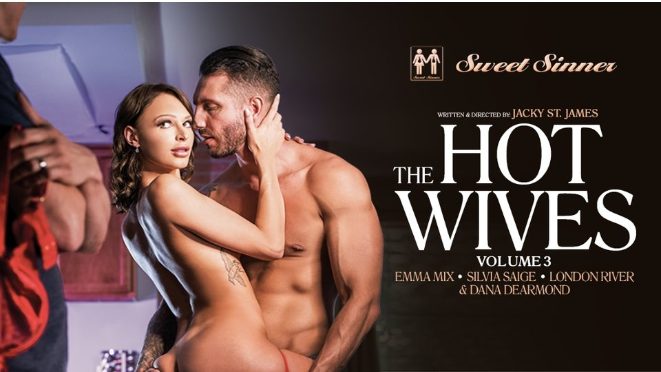 Emma Hix is a Sultry Stunner in 'Hot Wives 3' for Sweet Sinner