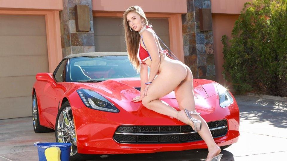 Hard X Debuts New All-Anal Series 'Car Wash Girls'