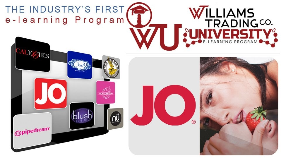Williams Trading University Adds 3 New System JO Courses