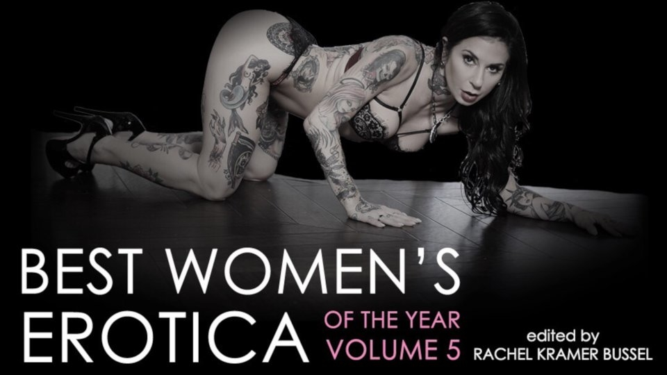 Joanna Angel Pens Gangbang Tale for 'Best Women's Erotica of the Year' Collection