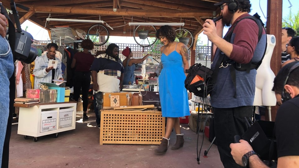 On the Set: Erika Lust's 'Estate Sale' Brings Vintage Vibes to XConfessions