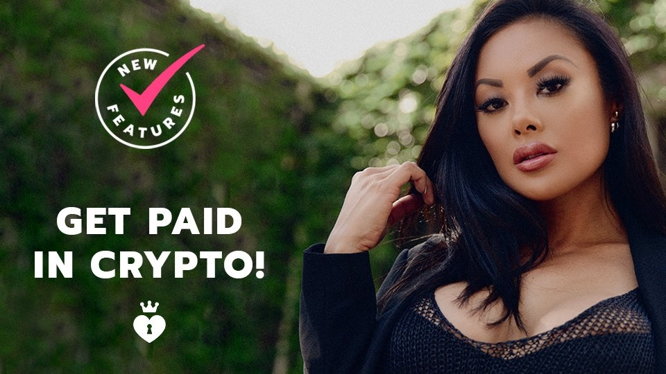ManyVids Offers Bitcoin Payouts for Performers