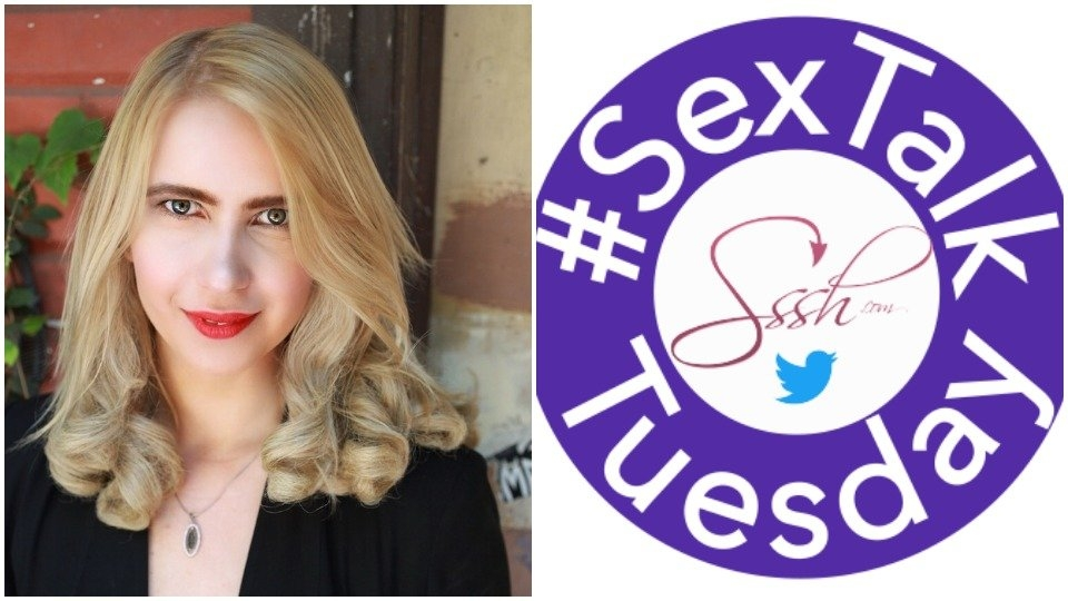 Alice Vaughn of 'Two Girls, One Mic' to Host #SexTalkTuesday