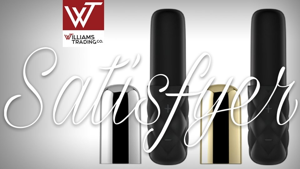Williams Trading Co. Now Offers Satisfyer Mini Bullets