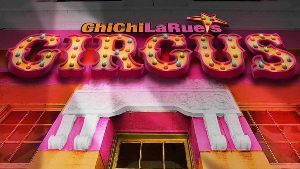 Chi Chi LaRue's Circus Sets Grand Opening Next Month