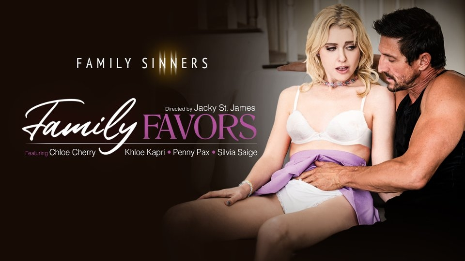 Chloe Cherry Seeks Sexual 'Favors' for Family Sinners
