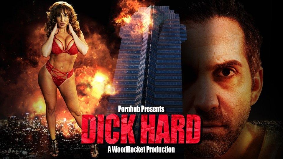 WoodRocket Blows Up Porno Parody 'Dick Hard'
