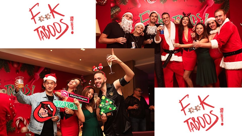 Svakom Hosts Christmas Edition of 'F*ck Taboos' Party