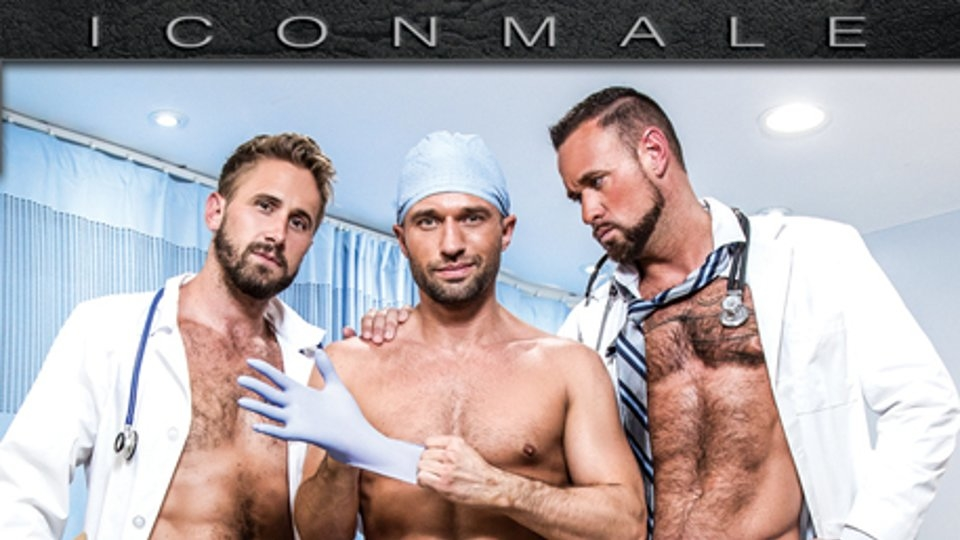 Icon Male Prescribes Sex Comedy 'The Doctor is In... Me'