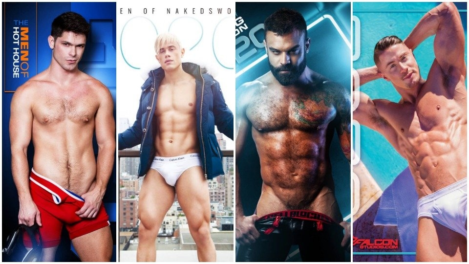 Falcon Studios Group Rolls Out 2020 Beefcake Calendars
