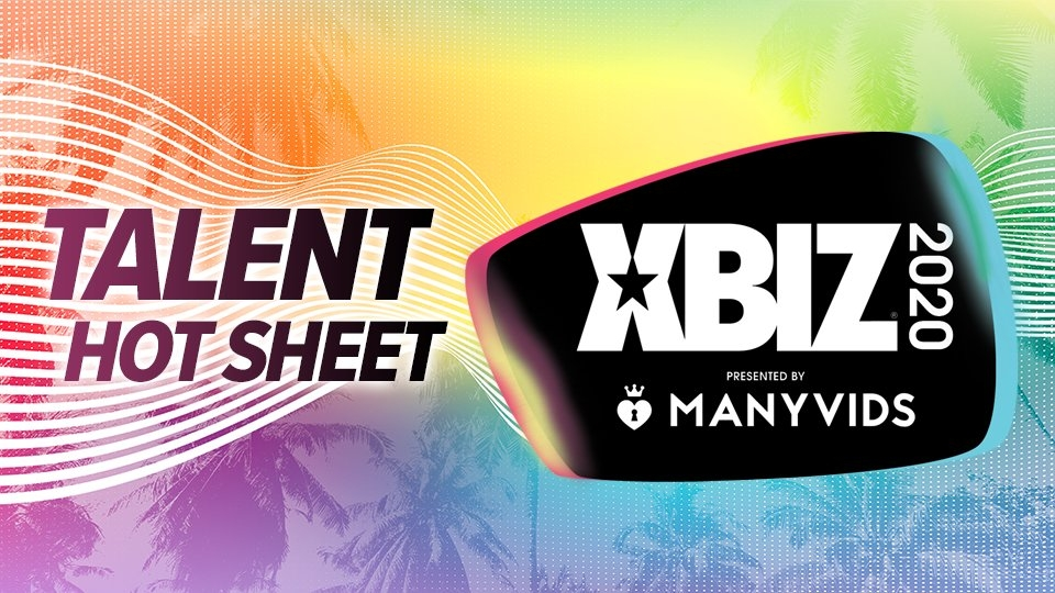 Talent: Your XBIZ 2020 Hot Sheet