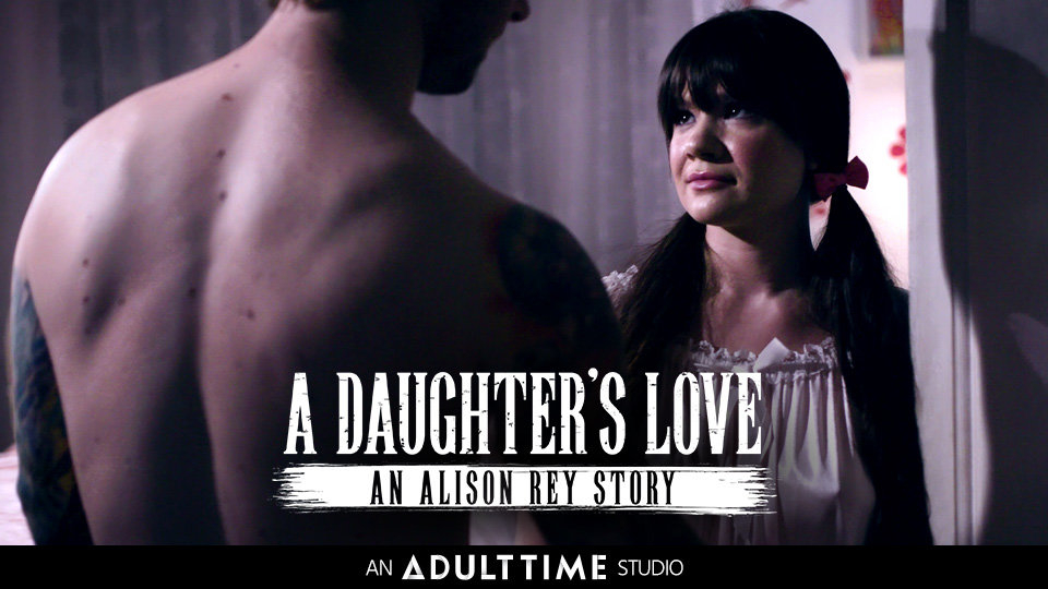 Alison Rey Writes, Stars in 'A Daughter's Love' for Pure Taboo