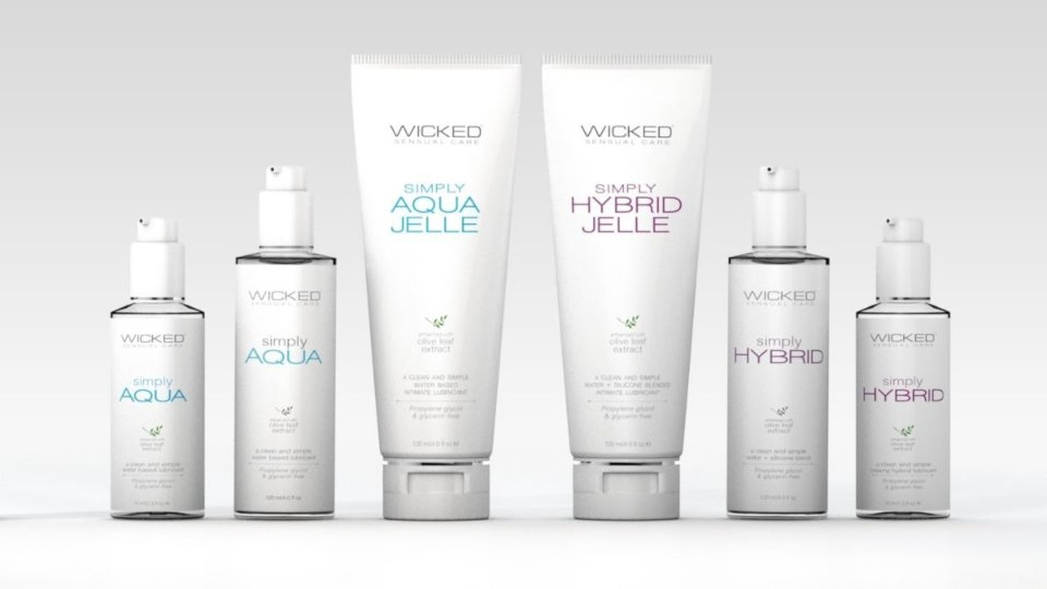 Wicked Sensual Care Launches 'Simply by Wicked' Lubricant Line