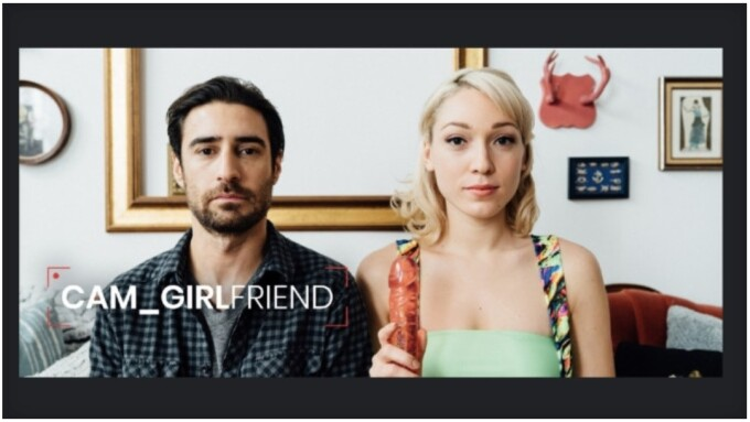 Lily LeBeau Stars in New Episode of Comedy Series 'Cam Girlfriend'
