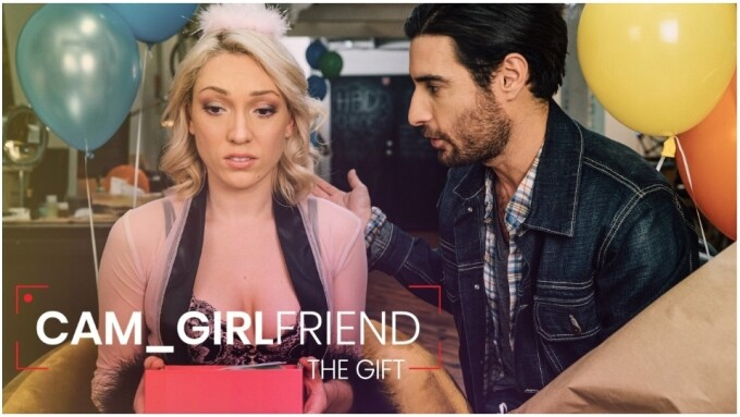 Comedy Series 'Cam Girlfriend' Debuts New Episode, 'The Gift'