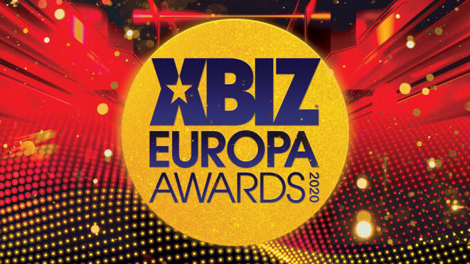 2020 XBIZ Europa Awards Categories Announced, Pre-Noms Now Open