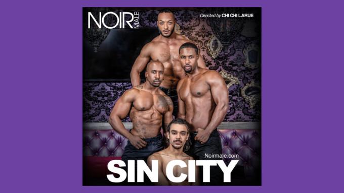 DeAngelo Jackson Headlines 1st Noir Male Feature 'Sin City'