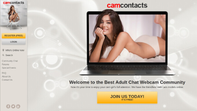 CamContacts Launches Website Redesign
