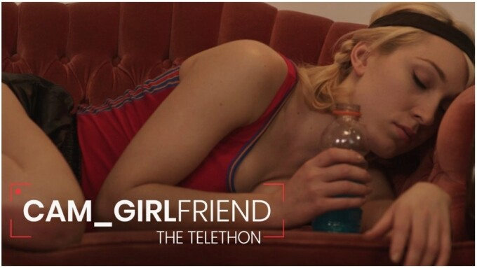 'Cam Girlfriend' Debuts Newest Episode, 'The Telethon'