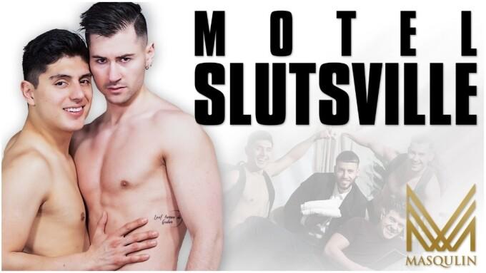 Pierce Paris Checks Into 'Motel Slutsville' for Masqulin